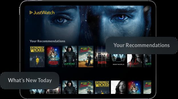 JustWatch - Ficou mais completo - Excelente Guia de Streaming