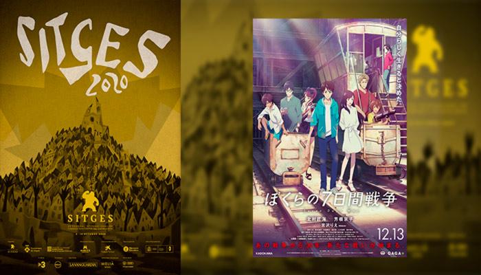 Palmarés 53 Festival Internacional de Cine Fantástico de Sitges: Seven Days War (Bokura no Nanokakan Sensou) anime film - Selecta Visión