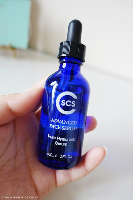 cscs, cscs advanced face serum review, cscs pure hyaluronic acid, cscs pure hyaluronic serum review
