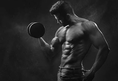 muscles building