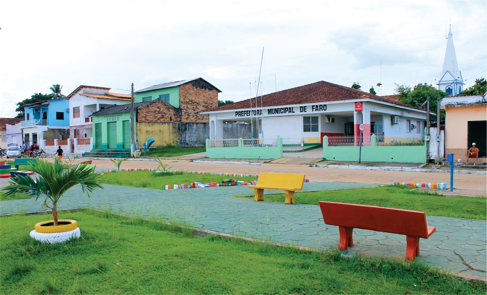 Faro é o município mais sujo do Baixo Amazonas no Cauc, o Serasa das prefeituras