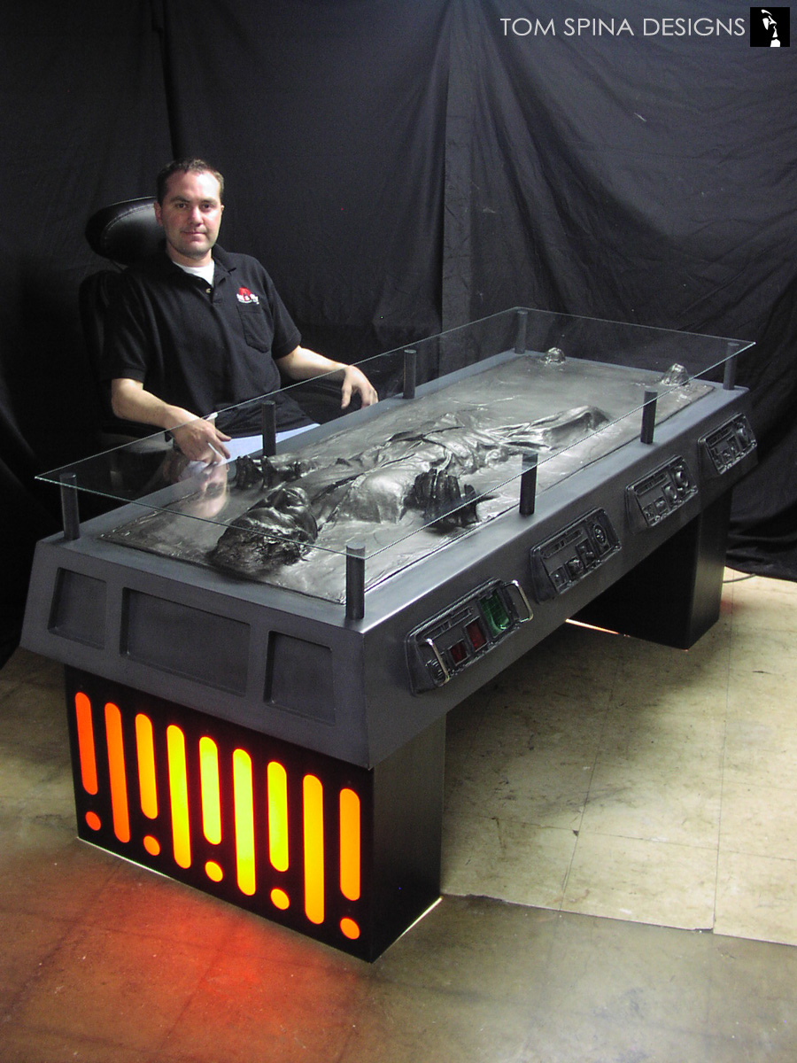 Custom Star Wars Inspired Furniture For Your Wish List