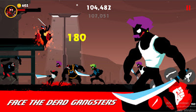 Dead Slash – Gangster City MOD APK v1.0 Android