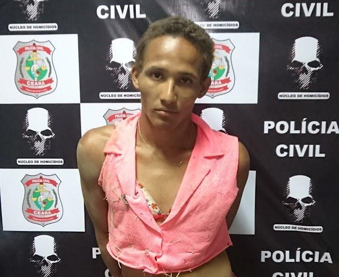 Após reagir a assalto, vítima é morta a facadas por homem vestido de mulher em Sobral, no Ceará