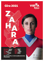Zahara, Fechas Gira Vibra Mahou 2021