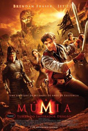 Baixar A Múmia - Tumba do Imperador Dragão Dublado