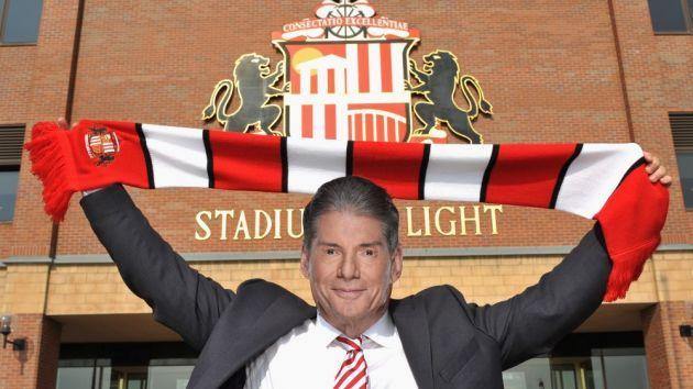 تقرير: فينس مكمان مهتم بشراء نادي سندرلاند الإنجليزي لكرة القدم