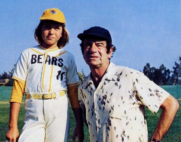 Image result for THE BAD NEWS BEARS movie foster
