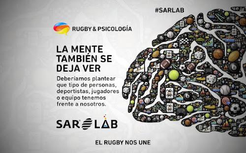 La mente también se deja ver #SARLAB #RugbyPsicología
