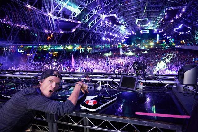 El DJ Avicii anuncia su retiro de los escenarios en este año