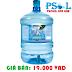 Nước Lọc giá rẻ bình 20 lít Aquavita bình vòi