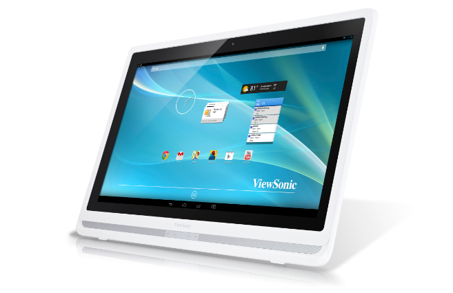 ViewSonic SD-A245 24-inch fully functional desktop thin client