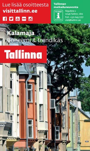 Tallinnan kuuma Kalamaja - opas trendilähiöön - Tallinna Tutuksi