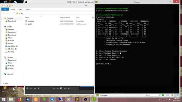 Download  Script Dorker Bing Mass Reverse Ip