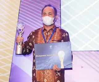 Pemkab Muba Raih Penghargaan Bhumandala Rajata