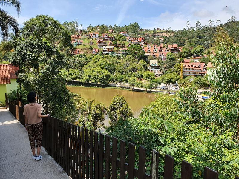 Hotel Fazenda China Park, transfer
