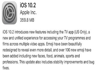 Apple IOS 10.2 IPSW Download - Latest IPSW Download
