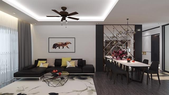 Thiết kế nội thất hiện đại và những đặc điểm lưu ý mà bạn chưa biết