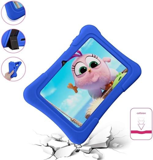 Review Pritom K7 7 inch Kids Tablet