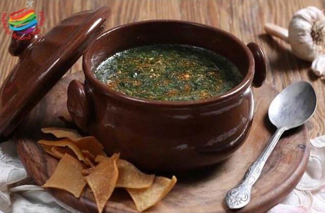 Molokhia - Egyptian Cuisines