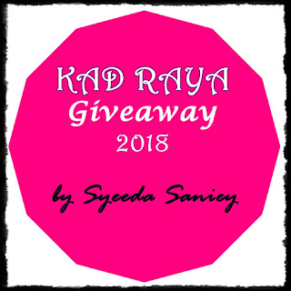 Kad Raya Give Away 2018