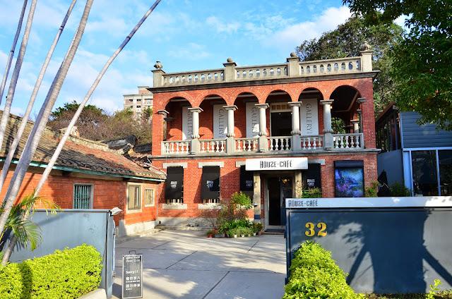 中壢。燃藜第紅樓 House + Café since 1910 | 影。像。生。活