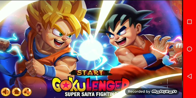 Dragon ball Z Game : Goku Legend Super saiyan Fighting