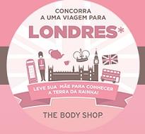 Participar Promoção The Body shop 2016