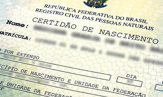 Justiça do RJ autoriza certidão de nascimento com registro de 'sexo não especificado'