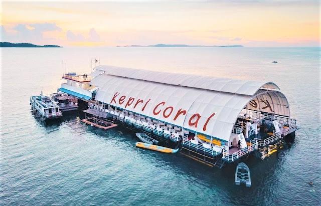 Kepri Coral Tour Package - Day Trip - 2 Days 1 Night - 2d1n