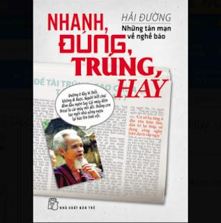 Nhanh, Đúng, Trúng, Hay - Những Tản Mạn Về Nghề Báo ebook PDF-EPUB-AWZ3-PRC-MOBI