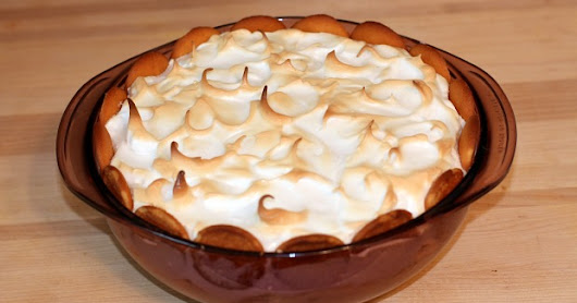 Recipes For Divine Living: Traditional Banana Pudding
