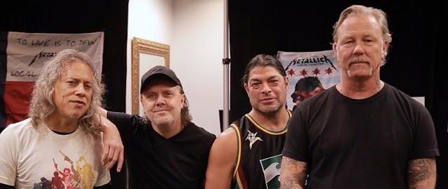 Metallica doam 350.000 dólares a instituições que ajudam pessoas afetadas pelo coronavírus
