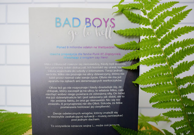 """""""Bad Boys go to Hell"""" opis"""