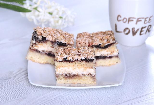 ciasto pychotka sprawdzony przepis pani walewska pyszotka blog