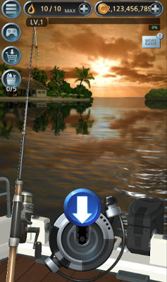Fishing Hook V1.1.8 Mod Apk-screenshot-1