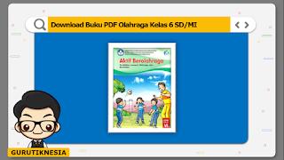 download ebook pdf  buku digital olahraga kelas 6 sd/mi