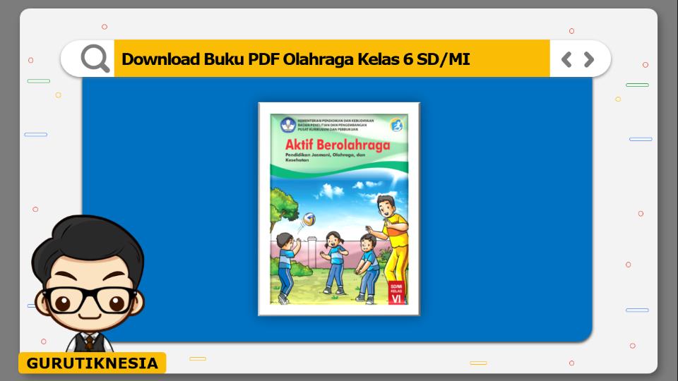 download buku pdf olahraga kelas 6 sdmi