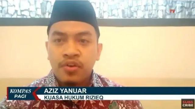 Kala FPI Masih Eksis, Aziz: Orang-orang yang Sok Radikal Pasti Sudah Dikeluarkan