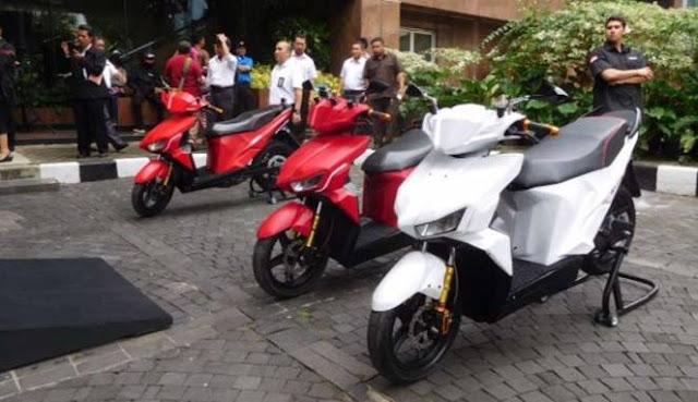 Dibanderol Rp15 Jutaan, Motor Karya Anak Bangsa Siap Diekspor