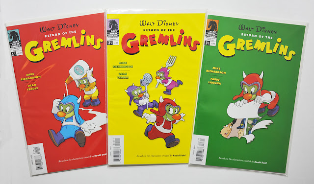Return of the Gremlins published by Dark Horse