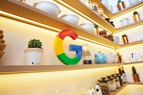 Google products now use recycled materials
