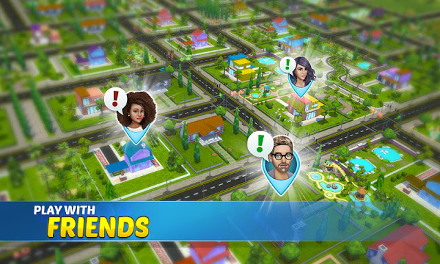 My City Entertainment Tycoon Hileli APK - Sınırsız Para Hileli APK