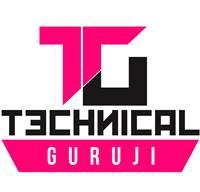 technical guruji jaisa logo banwaye free me
