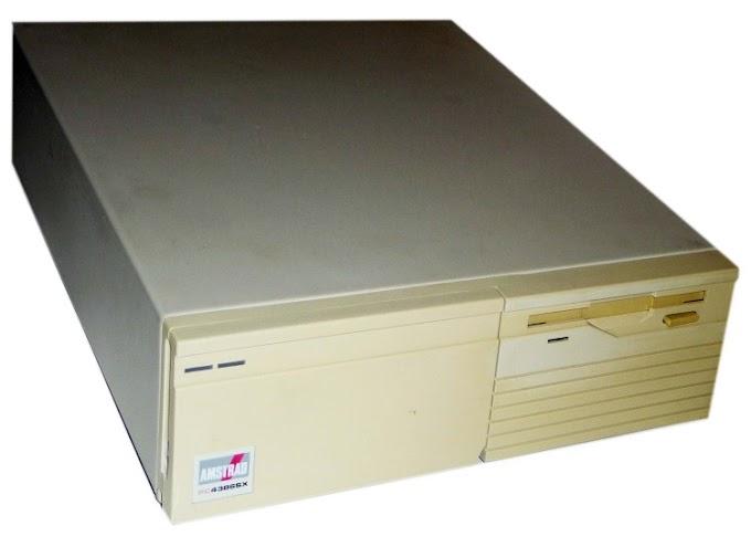 Amstrad PC4386