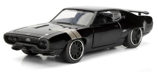 coleccion rapido y furioso, coleccion rapido y furioso jada tyos, coleccion rapido y furioso 1/32, Dom's Plymouth GTX