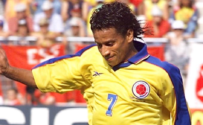 Anthony De Ávila, exjugador del América y la Selección Colombia, fue capturado en Italia acusado de tráfico de drogas