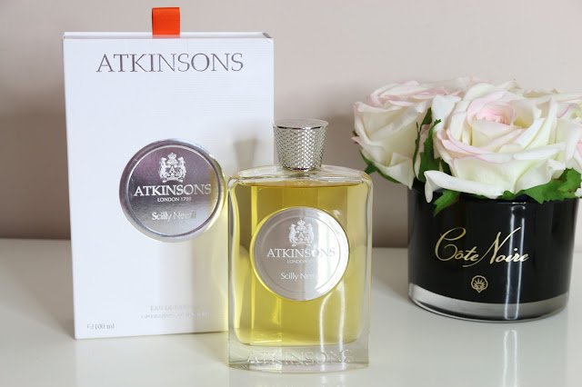 Atkinsons Scilly Neroli Fragrance Review