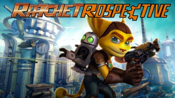 Rage4media Ratchetrospective Ratchet And Clank 3 Up Your Arsenal