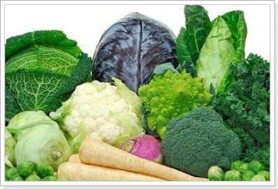vegetales cruciferos para el higado